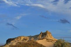 Scene in Cappadocia Stock Photography