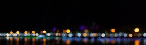 Scene di notte fotografia stock
