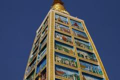 Scene di vita di Buddha Immagine Stock