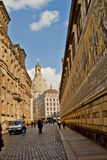 Scene in Dresden,Germany Stock Image