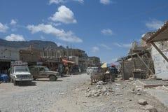 Free Scene From The Main Road, Native Socotran People, Hadiboh, Socotra, Yemen, 2/18/14 Royalty Free Stock Photography - 55830437