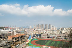 The scene of guiyang city 2 Stock Photos