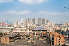 The scene of guiyang city 3 Royalty Free Stock Photography