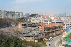 The scene of guiyang city 4 Stock Photography