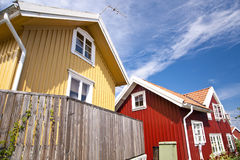 Gullholmen, Sweden Stock Images