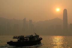 Scene - Hong Kong Royalty Free Stock Images