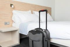 Scene in hotel room Royalty Free Stock Image