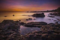 Senggigi Lombok - Indonesia stock images