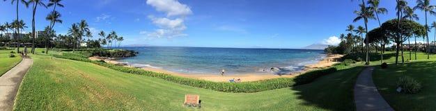 A scene from the island of Kauai on Hawaii royalty free stock image