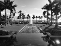A scene from the island of maui on Hawaii stock photo
