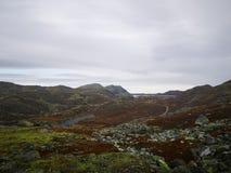 Scene from narvik stock image