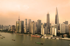 Free Scene Of Shanghai Stock Photos - 20577973