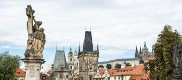 Scene of Prague, Czech republic Stock Photography