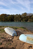 Scene at Red Wharf Bay, Anglesey, Wales Royalty Free Stock Photos