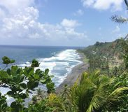 A scene from Saint Vincent and the Grenadines Stock Photography