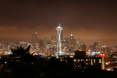 Scene-Seattle-0001 Image stock
