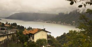 Scene of south lake Como, Italy Stock Photography