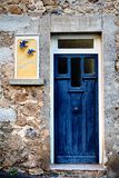 Scene from St Nectaire,  Auvergne, France Stock Image