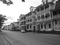 Scene of Suriname, South America Royalty Free Stock Images