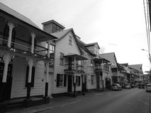 Scene from Suriname, South America Stock Images
