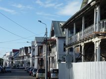 Scene from Suriname, South America Stock Photography
