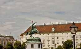Scene in Vienna ,Austria Royalty Free Stock Images
