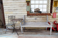 Scene of western style house Stock Photography