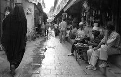 Scene from Zanzibar, Tanzania, Africa Royalty Free Stock Photos