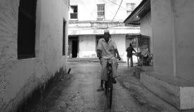 Scene from Zanzibar, Tanzania, Africa Stock Photography