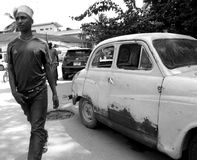 Scene from Zanzibar, Tanzania, Africa Stock Photos
