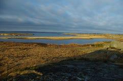 Sceneria Gothenburg wyspy Zdjęcia Royalty Free