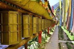 Sceneria Jiuzhaigou Chiny Zdjęcie Royalty Free