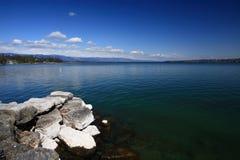 sceneria lake Obrazy Stock