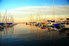 sceneria lake Zdjęcie Stock