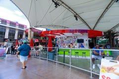 Sceneria Las Vegas bulwar Fotografia Stock