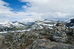 sceneria mountain Obraz Royalty Free