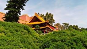 Sceneria Tematowy park jak Chiny Obraz Stock