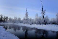 scenerii zima obraz royalty free