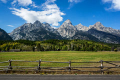 Scenery of the American West Royalty Free Stock Photos