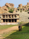 Scenery around Hampi Stock Image