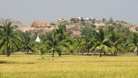 Scenery around Hampi Royalty Free Stock Image