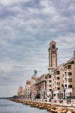 Scenery in Bari Royalty Free Stock Photography
