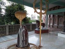 Scenery of beautiful Ralaj Shiva temple Shivalinga royalty free stock photo