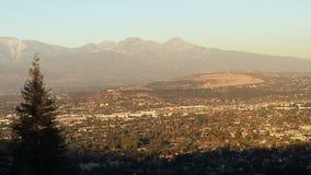 Scenery. A beautifull scenery in hacienda heights Stock Image