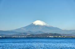Scenery of Benten-Bridge in Enoshima. Royalty Free Stock Images