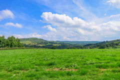 Scenery in Bridgnorth. Shropshire, United Kingdom royalty free stock photos