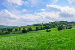 Scenery in Bridgnorth. Shropshire, United Kingdom royalty free stock images