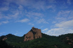 Scenery categories: Beijing Miyun Wuling Mountain Scenic Area. Eastphoto, tukuchina,  Scenery categories: Beijing Miyun Wuling Mountain Scenic Area Royalty Free Stock Image