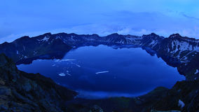 Scenery categories: Changbai Royalty Free Stock Photography