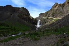 Scenery categories: Changbai Mountain Falls Stock Photo